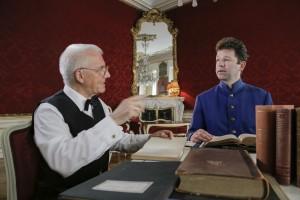 Altgriechich Lehrer und Leopold Altenburg