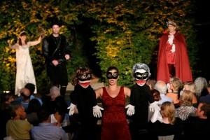 """""""Don Giovanni con Gusto""""; Regie Leopold Altenburg"""